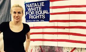 Natalie White for Equal Rights