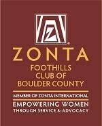 Zonta Foothills Club of Bolder County